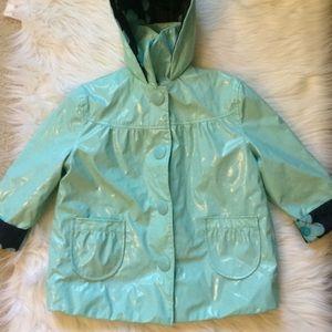 Carter's girl's rain jacket size 3 T